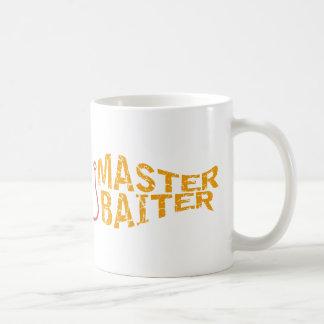 Master Baiter #3 Classic White Coffee Mug