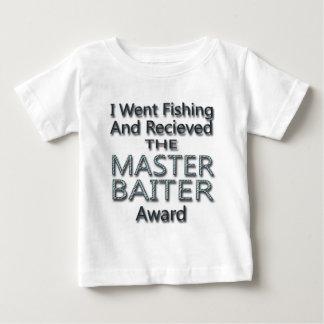 Master Baiter Award T Shirt