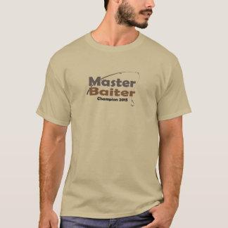 Master Baiter - Funny fishing tshirt
