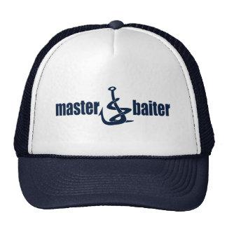 Master Baiter Mesh Hats
