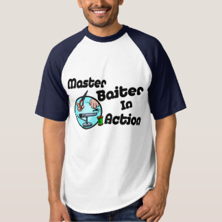 Master Baiter Tee Shirt