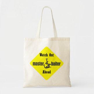Master Baiter Yield Budget Tote Bag