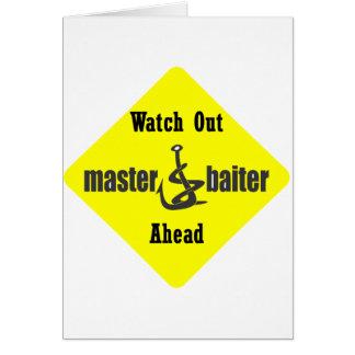 Master Baiter Yield Card