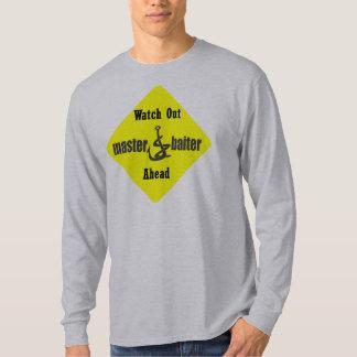 Master Baiter Yield T-shirt