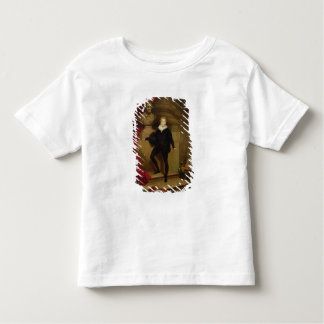 Master Betty as Hamlet before a bust of Shakespear Toddler T-shirt