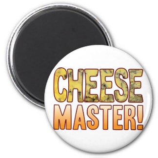 Master Blue Cheese 2 Inch Round Magnet