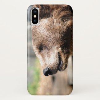 Master Bruin... iPhone X Case