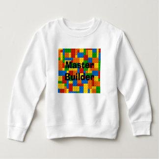 Master Builder Kids Blocks - Sweatshirt