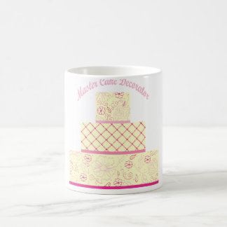 master cake decorator coffee mug