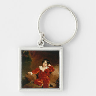 Master Charles William Lambton, 1825 Keychain