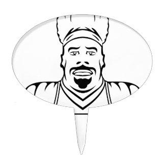 Master Chef Cake Topper