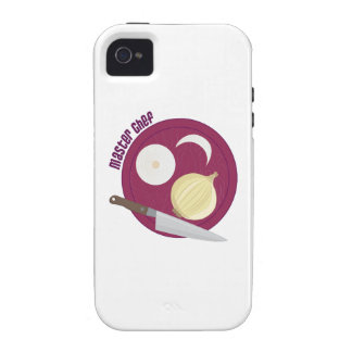 Master Chef iPhone 4/4S Covers