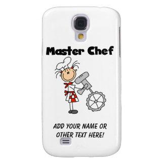 Master Chef - Female Galaxy S4 Case