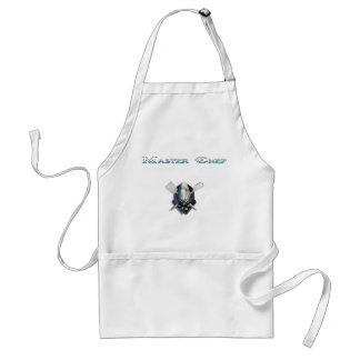 Master Chef (Halo Apron) Adult Apron