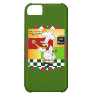 Master Chef iPhone 5C Cover
