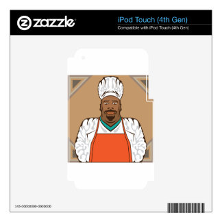Master Chef iPod Touch 4G Skin