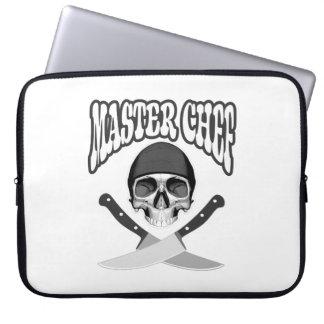 Master Chef Laptop Sleeve