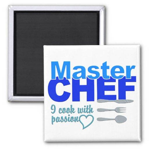 Master Chef magnet