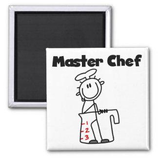 Master Chef Refrigerator Magnets