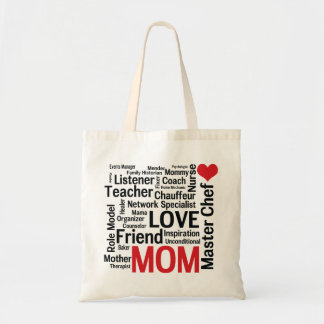 Master Chef Mom for Mothers Who Do it All! Tote Bag