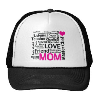 Master Chef Mom - Mother's Day or Birthday Trucker Hat