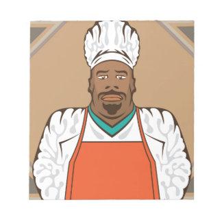 Master Chef Notepad