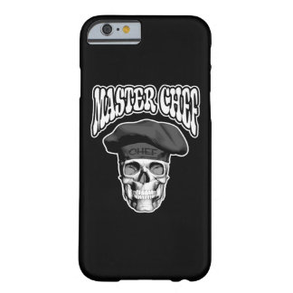 Master Chef Skull v3 Barely There iPhone 6 Case