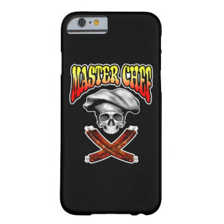 Master Chef Skull v6 Barely There iPhone 6 Case