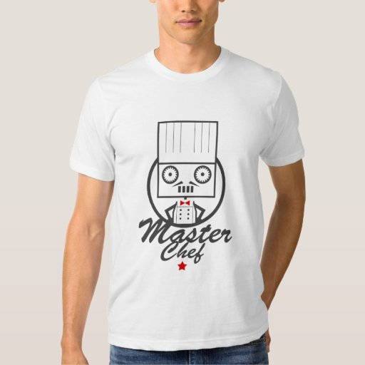 Master Chef tshirt