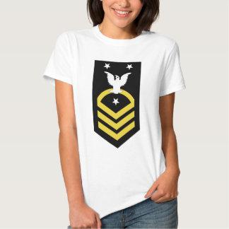 Master Chief Petty Officer - Fleet Command Tshirt