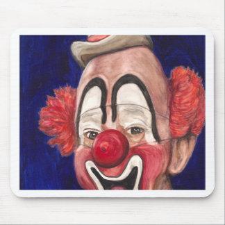 Master Clown Lou Jacobs Mouse Pad