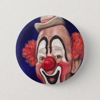 Master Clown Lou Jacobs Pinback Button