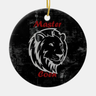 Master Coen Ornament