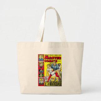 Master Comics #1 Jumbo Tote Bag