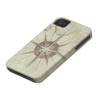 Master Compass iPhone 4 Case