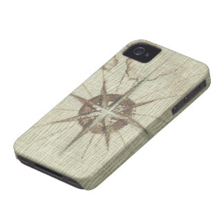 Master Compass iPhone 4 Cover
