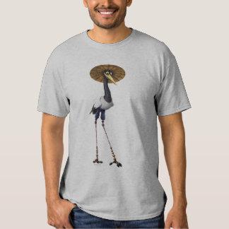 Master Crane T Shirt