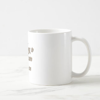 Master Dan Classic White Coffee Mug