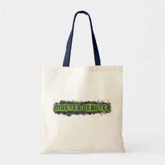 Master Debater Budget Tote Bag
