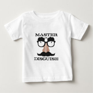 Master Disguise Baby T-Shirt