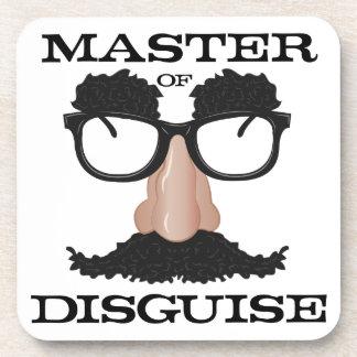 Master Disguise Beverage Coaster