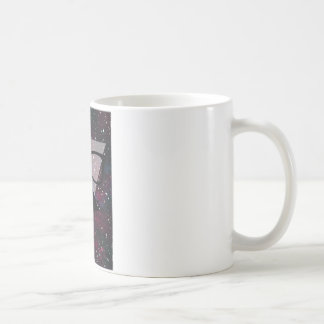 Master Disguise Space Funny Face Coffee Mug