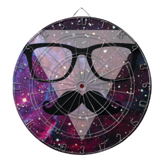 Master Disguise Space Funny Face Dartboard
