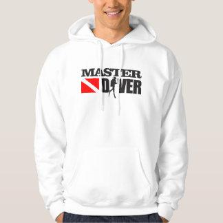 Master Diver 2 Apparel Hoodie