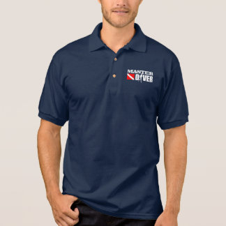 Master Diver 2 Apparel Polo Shirt