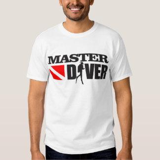 Master Diver 2 Apparel T-shirt