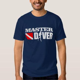 Master Diver 2 Apparel T Shirt
