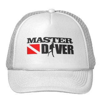 Master Diver 2 Trucker Hat