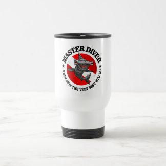 Master Diver (Hammerhead) Travel Mug