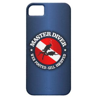 Master Diver (Medallion) iPhone SE/5/5s Case